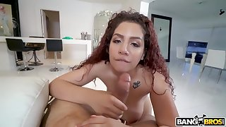 Thick Maid Takes Cock Samantha Rose