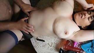 Getting Fucked Exposed to The Dining Room Table Pt2 - TacAmateurs